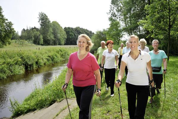 Nordic Walking und Wandern
