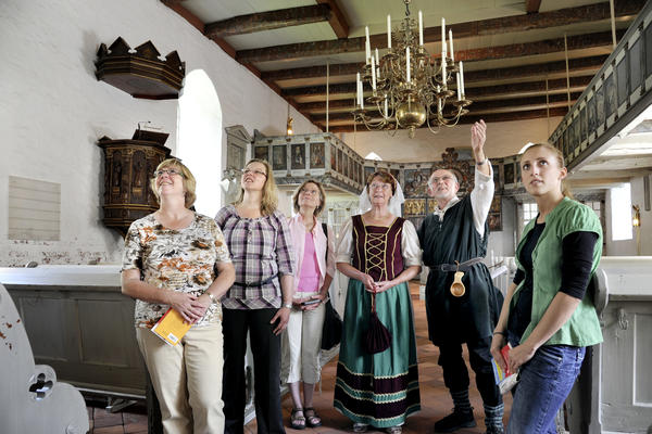Stadtführung mit Kirchenbesichtigung