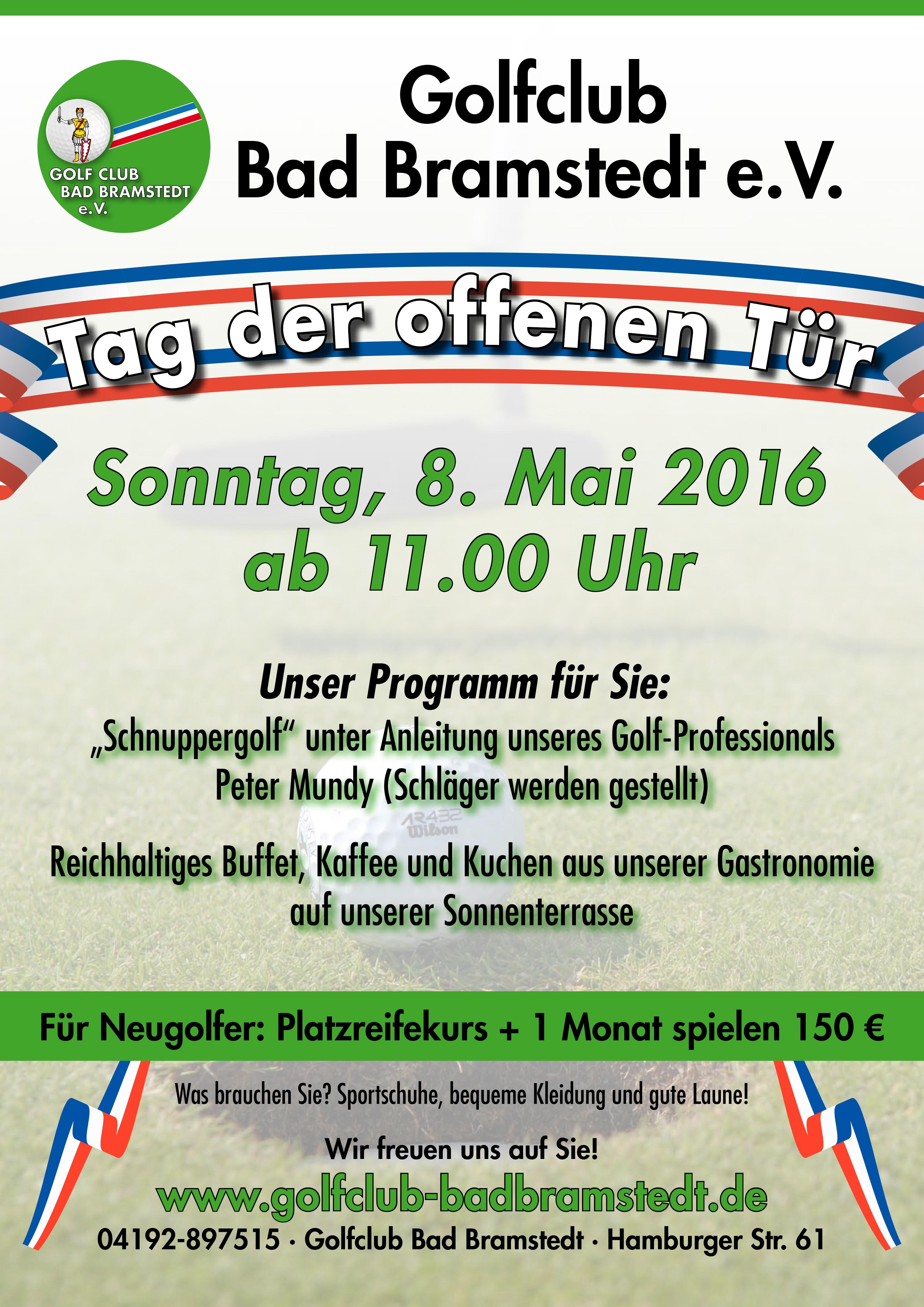 Golfclub Bad Bramstedt 2016