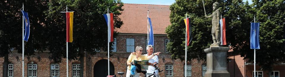 Radfahren & Wandern in und um Bad Bramstedt