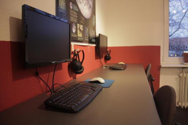 Computerplätze