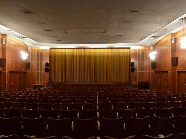 Theater des Kurhauses Eingang